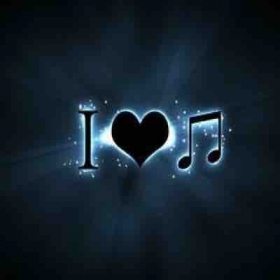 I love and enjoy music :)