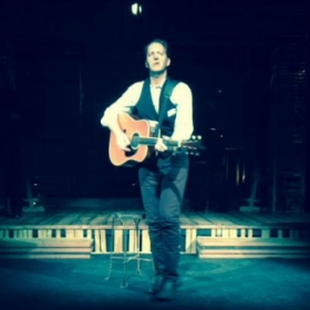 "performing in the Germantown Community Theater Production of ""Ring of Fire"" , based on the life and music of Johhny Cash"
