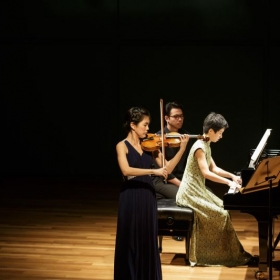 Debut Recital of 92steel&guts at Esplanade Recital Studio, Singapore (Jan 2015)
