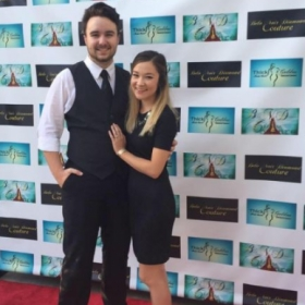 BNDC Runway & Theatrics Co. Red Carpet and Premiere of Egyptian Night II: Curse of the King with Sydney.