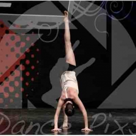 This is a shot from a solo piece I choreographed and competed in 2015