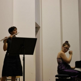 Recital - Skopje, Macedonia. June 26, 2012.