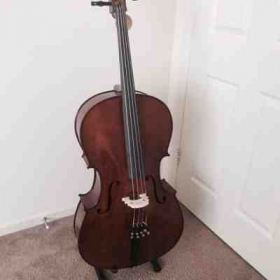 An awesome cello I got!