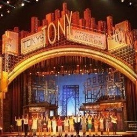 Tony Awards 2008 with IN THE HEIGHTS - FINAL BOW!
