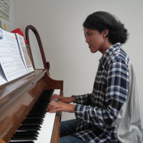 Piano Student Encore Music Studios Westerville