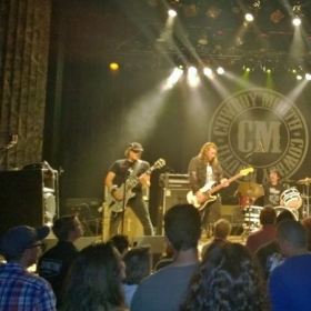 The El Caminos/ Cowboy Mouth.