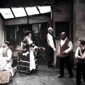 Recent NYC sheen center production of me singing the lead in La Bohème