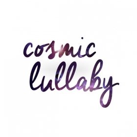 Logo I created for my band, Cosmic Lullaby.