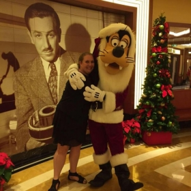 November 2015, my husband and I went on our first cruise together! Of course it had to be a Disney cruise :)