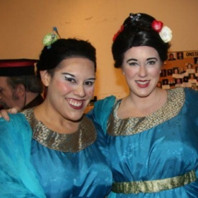 First Handmaiden in Turandot with West Bay Opera