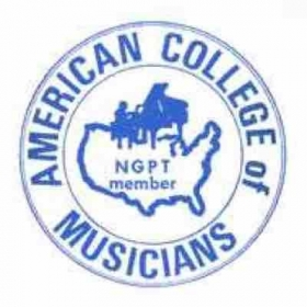 Member of the National Guild of Piano Teachers