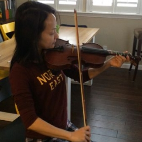 adult violin lessons