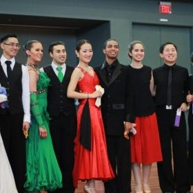 Spartan Invitational Dancesport Competition, November 14, 2015