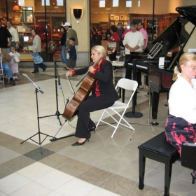 Performance at Boca raton Town Center Mall