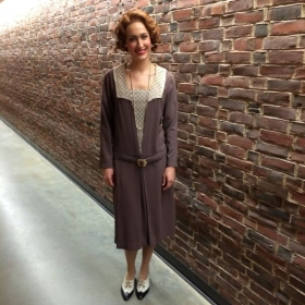 A woman of the 20s in MN Opera's Dream of Valentino