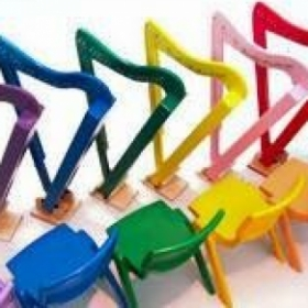 Rent a Harpscile, many exciting colors to choose from! And affordable!