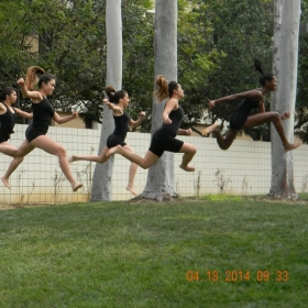 This was a photoshoot I was apart of for a student concert held every spring at Cal State Dominguez Hills.