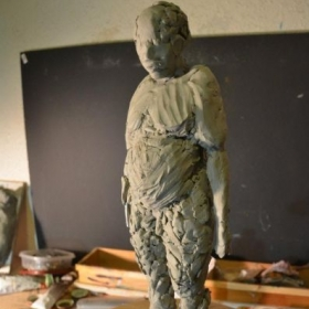 "Creating a ""Character"" in Clay"