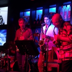 Live at Blue Martini Kendall