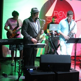 Live at the Open Stage Club