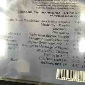 Classical Energy CD.