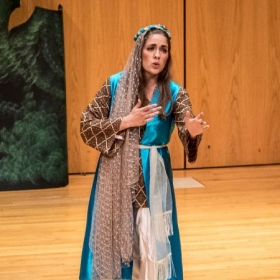 "From the Amherst Early Music Festival opera 2014, Rameau's ""Les Indes Galantes"""