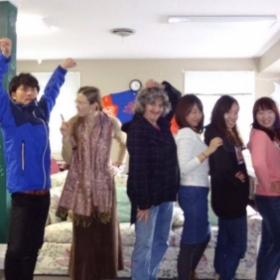 BETS (Business English Trips Seattle) provided us with 5 enthusiastic ESL students from Tokyo Japan- 2/8/16 to 3/10/16 .