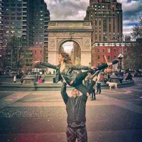Washington Square Park!