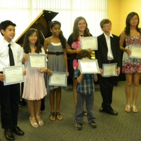 Our Spring Recital 2011