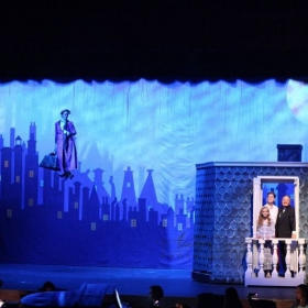 Mary Poppins production Summer 2015