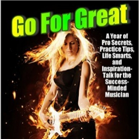 Another one of my books for musicians.