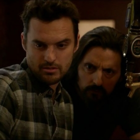 Jake Johnson & Thom Rivera, New Girl: What About Fred?