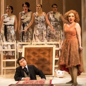 The Cunning Little Vixen with CCM