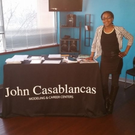 At John Casablancas (International modeling agency) enthused to teach personal development and professional image presentation.