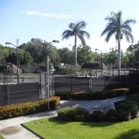 Tennis Courts at Arthur Allen Tennis Center