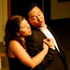 As Ferrando in Mozart's Cosi Fan Tutte (Aspen Opera Theater, 2009)