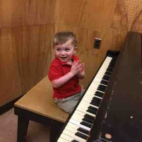 Toddler music lessons available