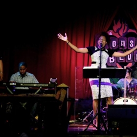Live performance at House of Blues