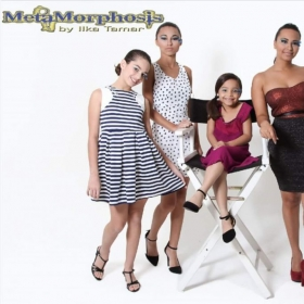Promo from my Modeling Academy with some of my graduated models.