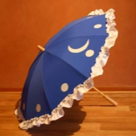 ANIME,  Custom Parasol for Sara's Parasol.