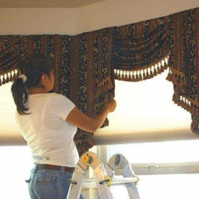 Designed, labored out, Installation. BEST BLINDS TUCSON (Family business). RANCHO SAHUARITA community.