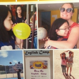 Middle School English Camp