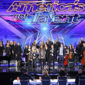 America's Got Talent Performance March 2016