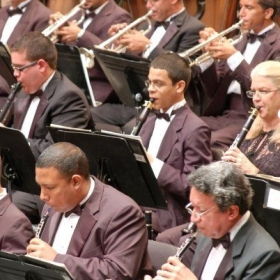 with the Puerto Rico Symphony Orchestra