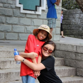 Summer camp - Great Wall Trip