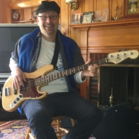Scott S.  Bass guitar student of Bob's........started from scratch, learned a lot very quickly!