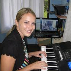 Laurie T. - Skype piano student of Bob's from New Jersey.