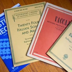 Some basic vocal training literature for the classical spirit!