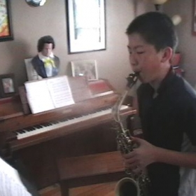 Beethoven inspired Sax Lessons :)