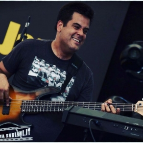 Grooving it out @ Umbria Jazz in Perugia, Italy..